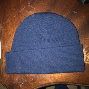 Other - Navy Blue Beanie